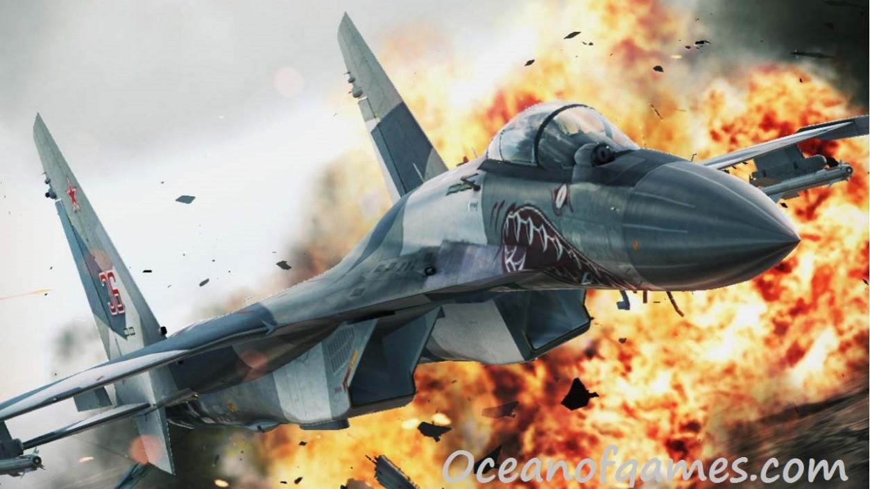 Ace Combat Assault Horizon Free