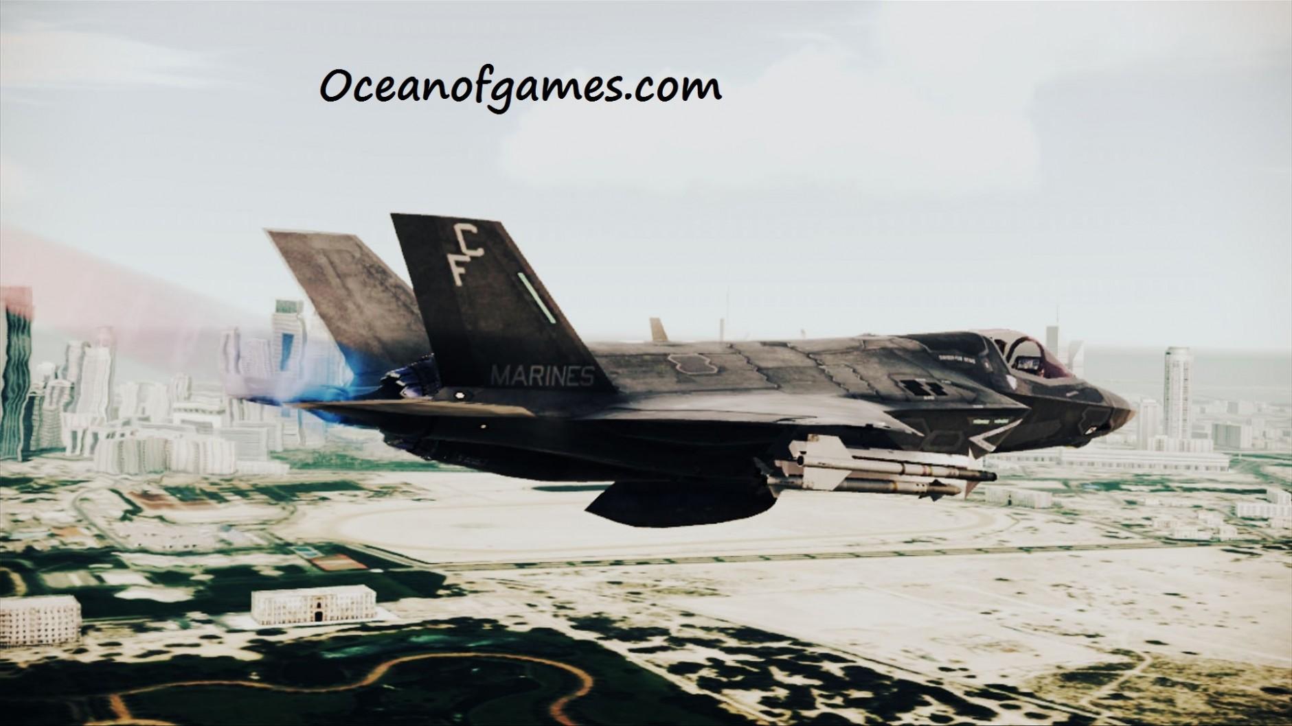 Free Ace Combat Assault Horizon