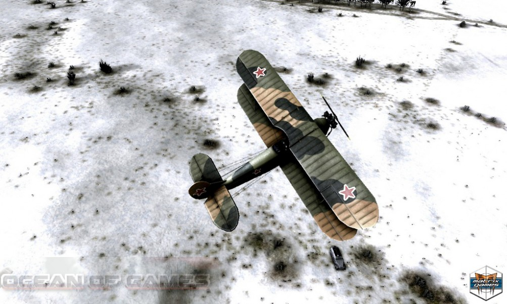Achtung Panzer Operation Star Setup Free Download