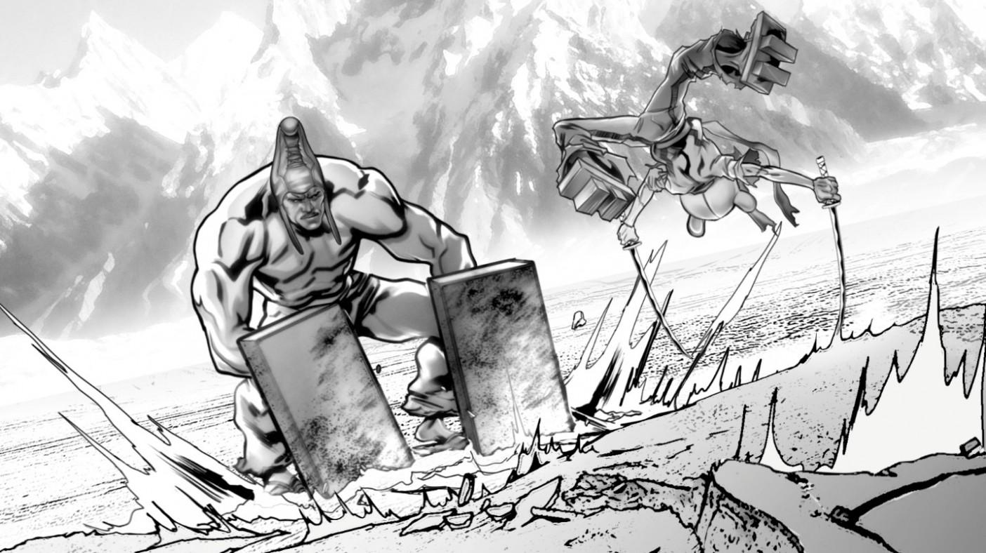 Afro Samurai 2 Revenge of Kuma Download For Free