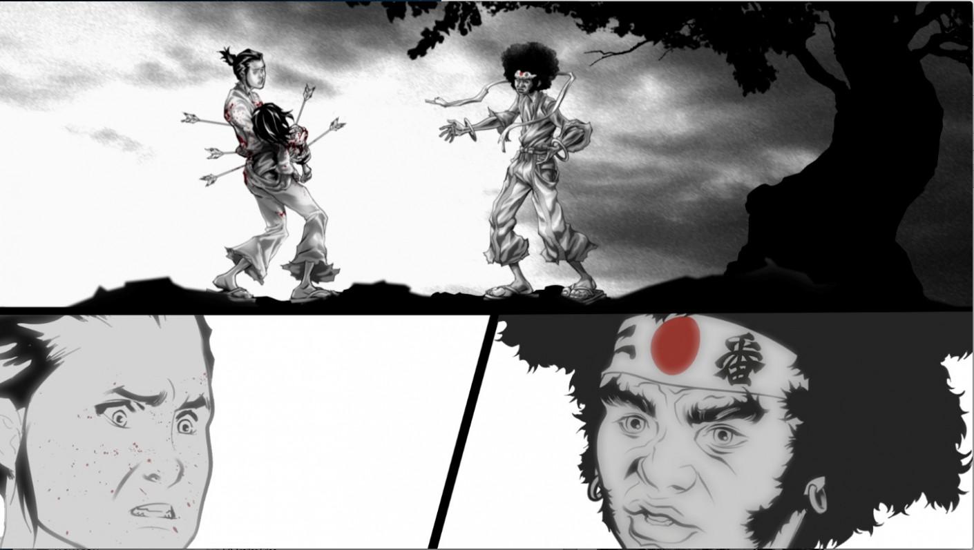 Afro Samurai 2 Revenge of Kuma Features