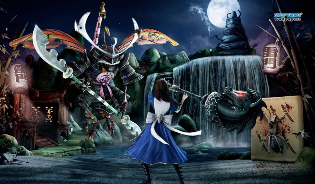 download free alice madness returns
