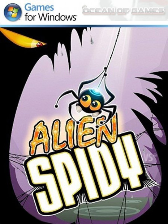Alien Spidy Free Download