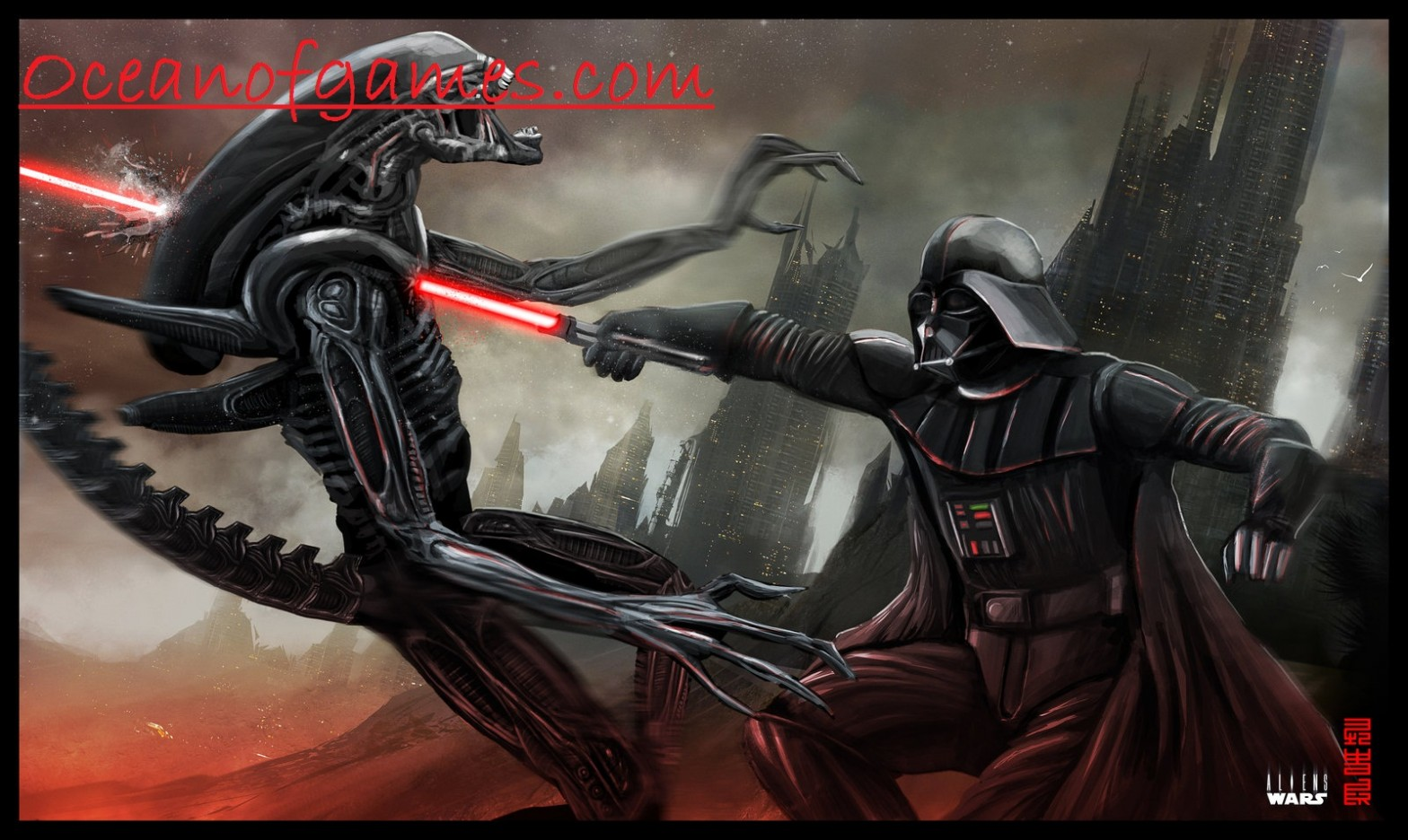 Alien Wars Download