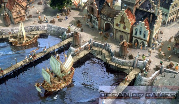 Anno 1404 Dawn Of Discovery Features