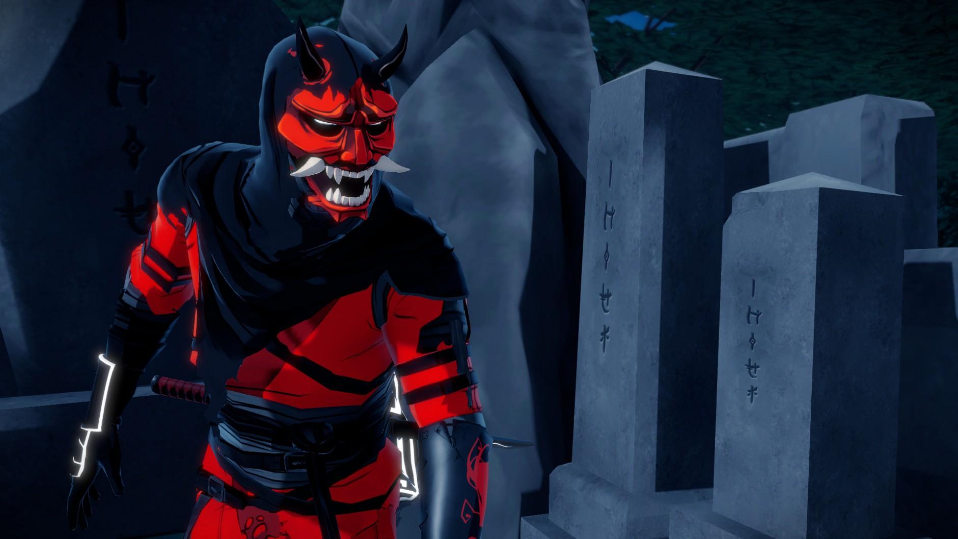 Aragami Assassin Masks Download For Free