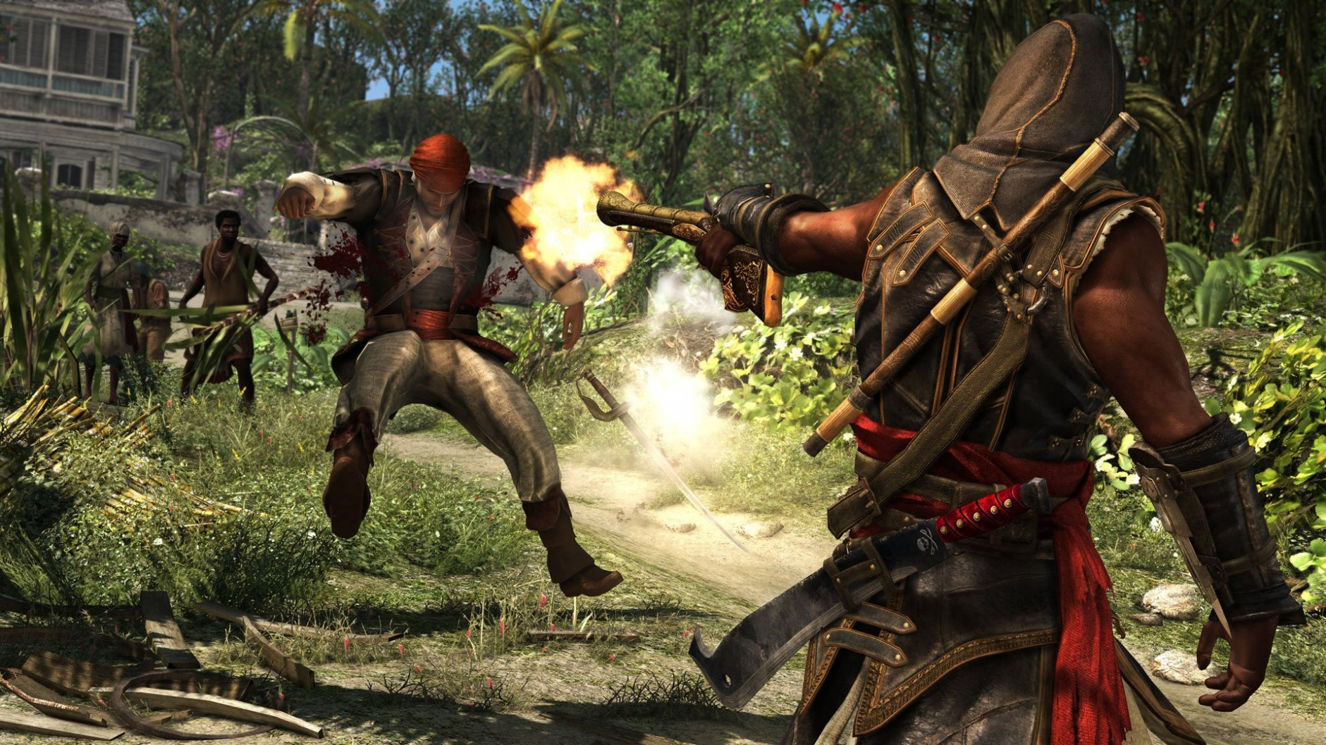 Assassin Creed Freedom Cry Black Flag setup free download