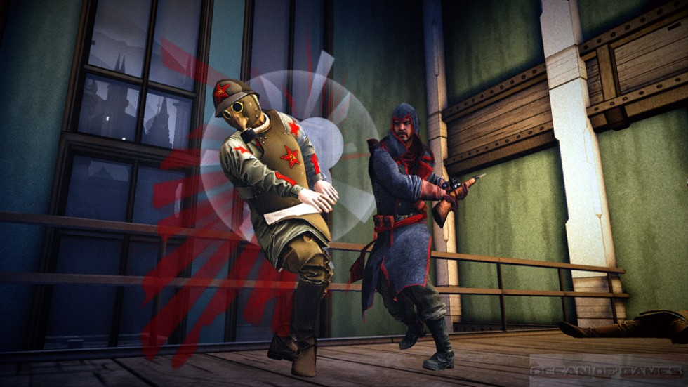 Assassins Creed Chronicles Russia Setup Free Download