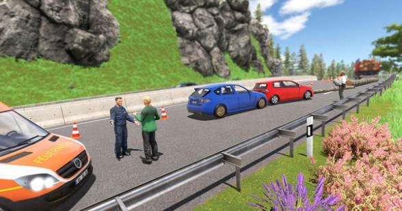 Autobahn Police Simulator 2 Free Download