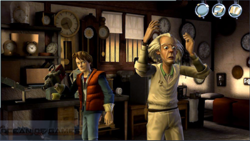 Back to the Future The Game Setup Download For Free