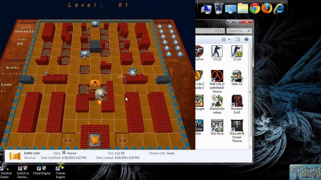 Battle city download