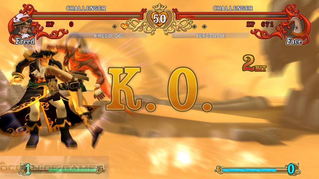 Battle Fantasia Setup Free Download