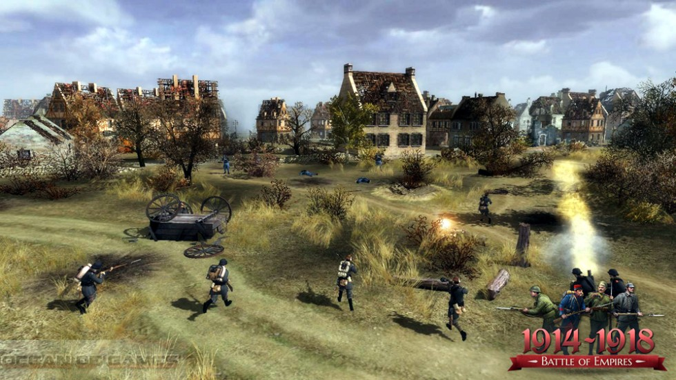 Battle of Empires 1914-1918 PC Game Download For Free
