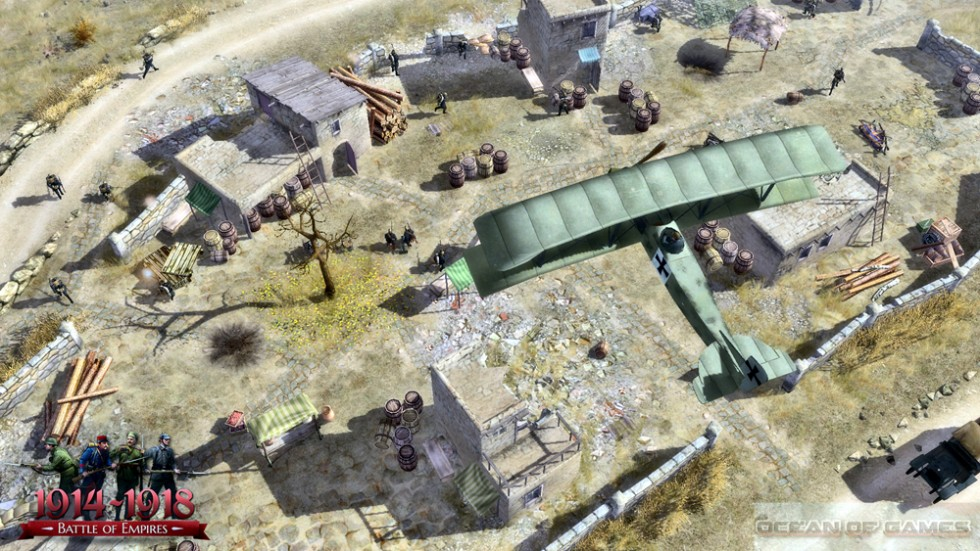 Battle of Empires 1914-1918 PC Game Download Free