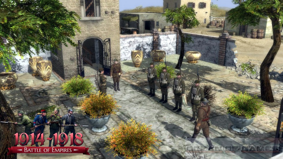 Battle of Empires 1914-1918 PC Game Setup Download For Free