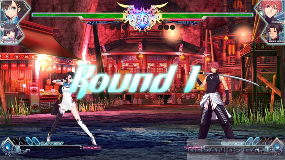 Blade Arcus from Shining Battle Arena Download For Free