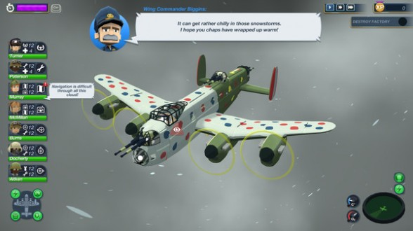 Bomber Crew Secret Weapons DLC Free Download