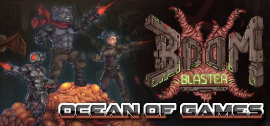 Boom Blaster PLAZA Free Download