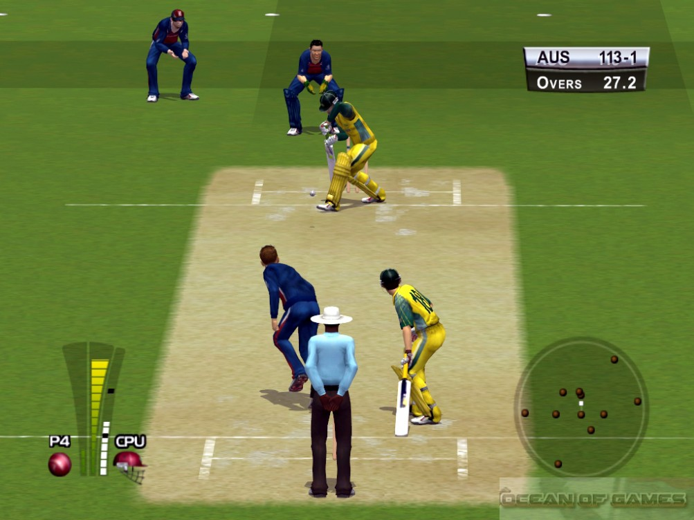 Brian Lara International Cricket 2005 Setup Download For Free