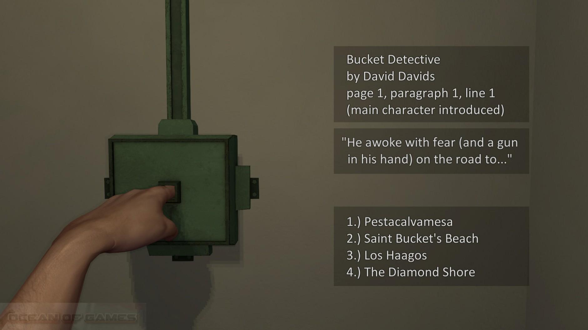 Bucket Detective Setup Free Download