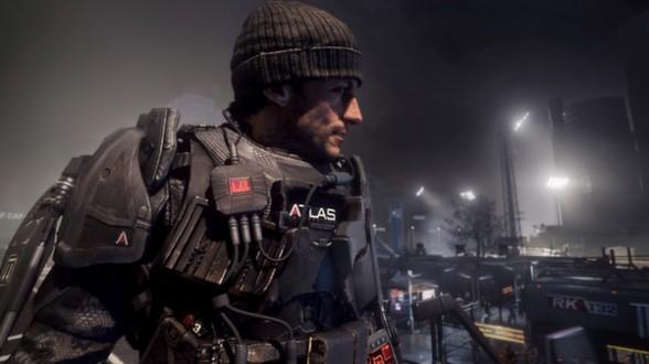 Call Of Duty Advanced Warfare PC Game Setup Free Download