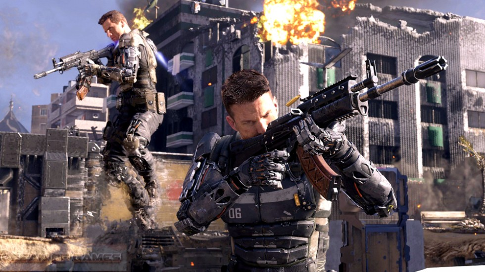 Call of Duty Black Ops III Download For Free