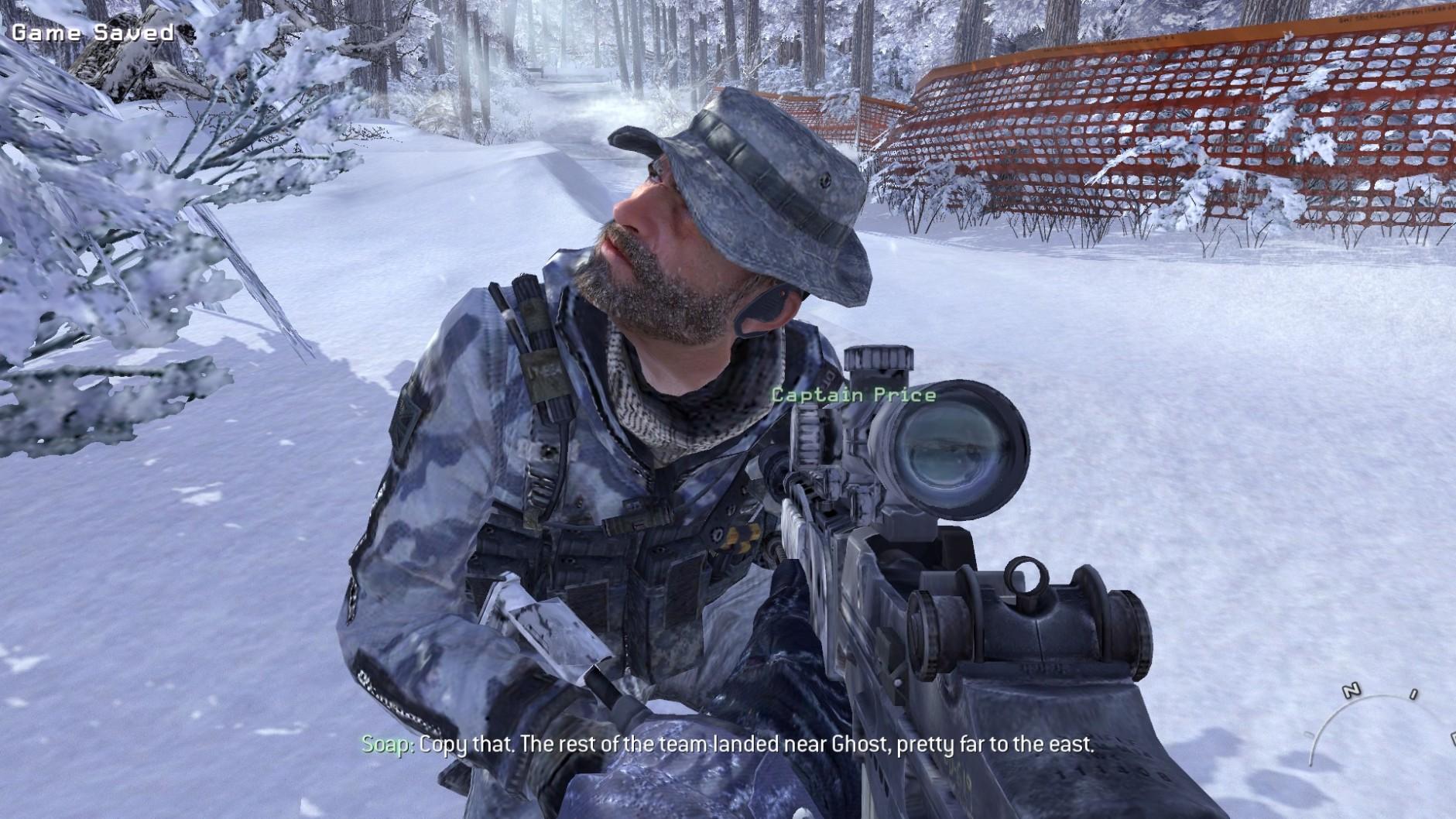 Call Of Duty Modern Warfare 2 Setup Free Download - Ocean ...