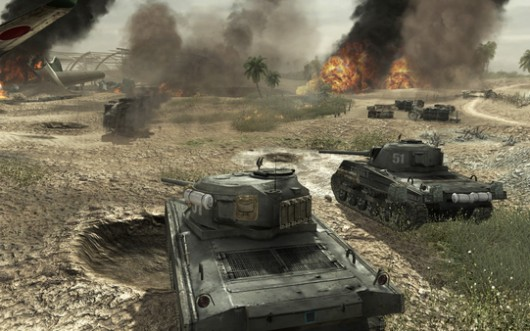 Call Of Duty World At War PC Game Setup Free Download