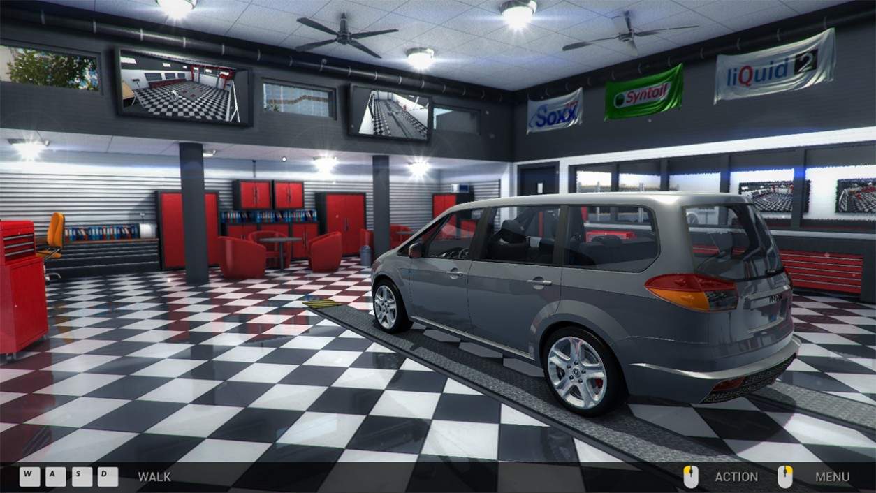 Car Mechanic Simulator 2014 download