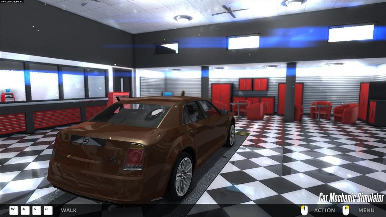 Car Mechanic Simulator 2014 free setup