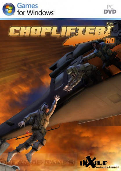 Choplifter HD Free Download