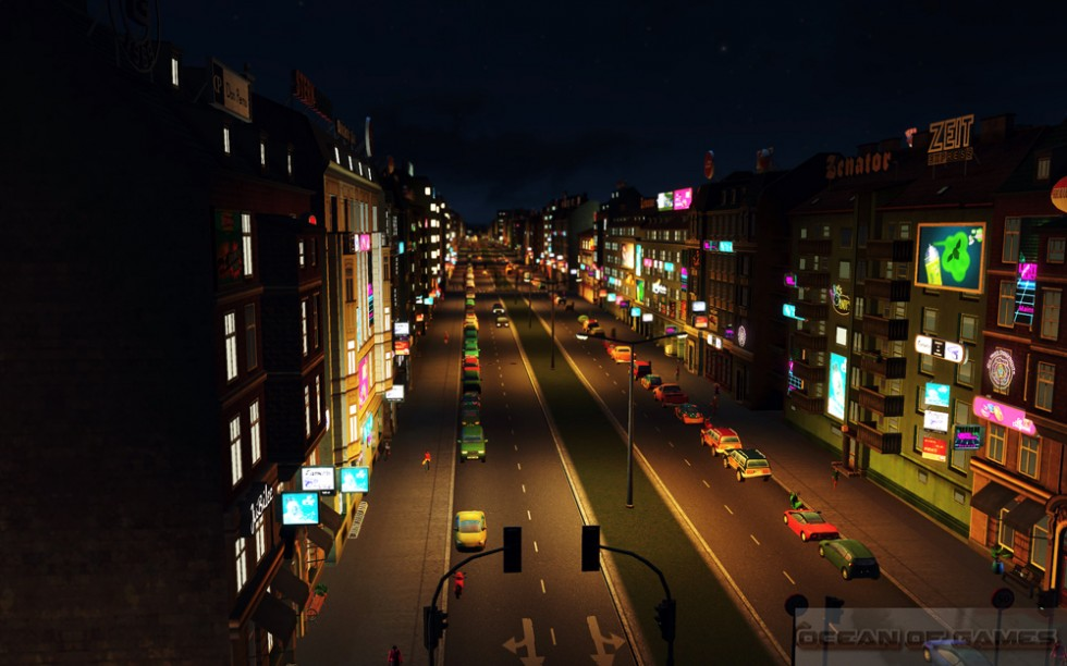 Cities Skylines After Dark Setup Download For Free