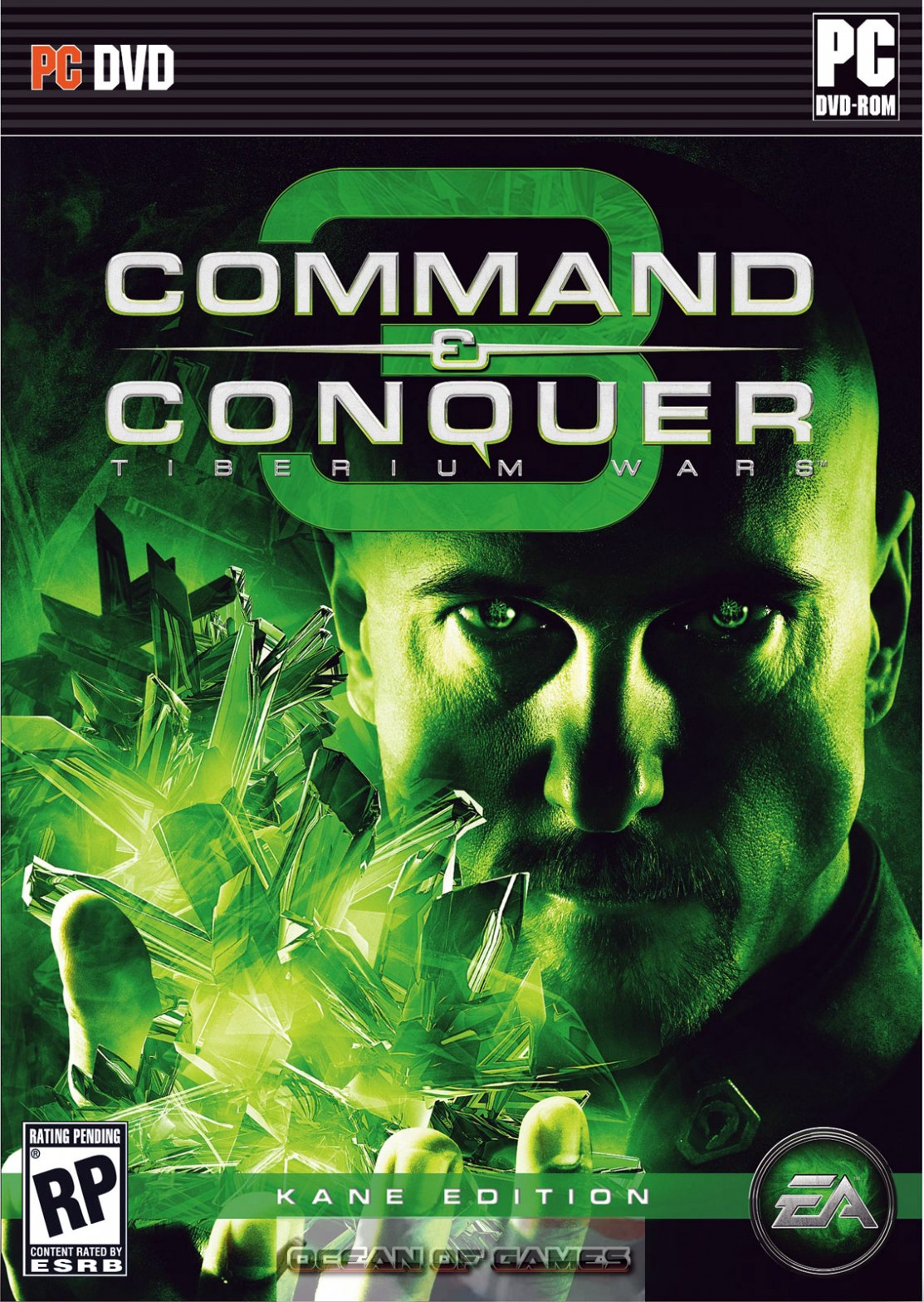 Command and Conquer 3 Tiberium Wars Free Download