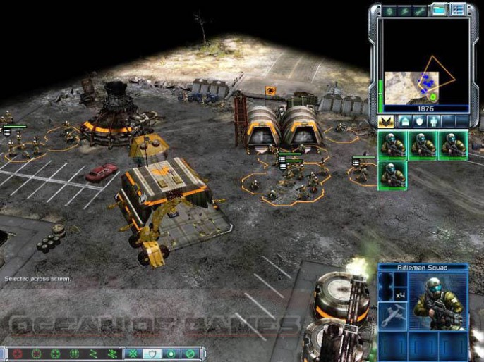 Command and Conquer 3 Tiberium Wars Setup Free Download