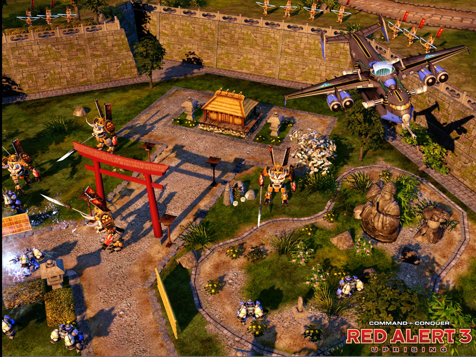 free Command & Conquer Red Alert 3
