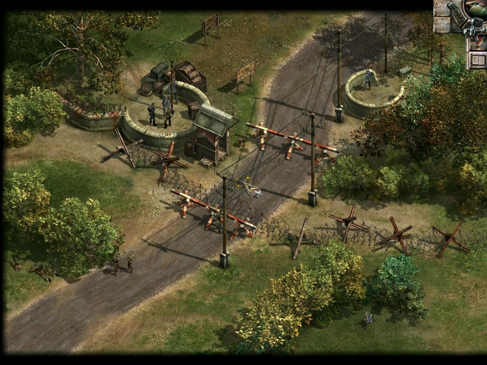 Commando Behind Enemy Lines Free Download PC Game