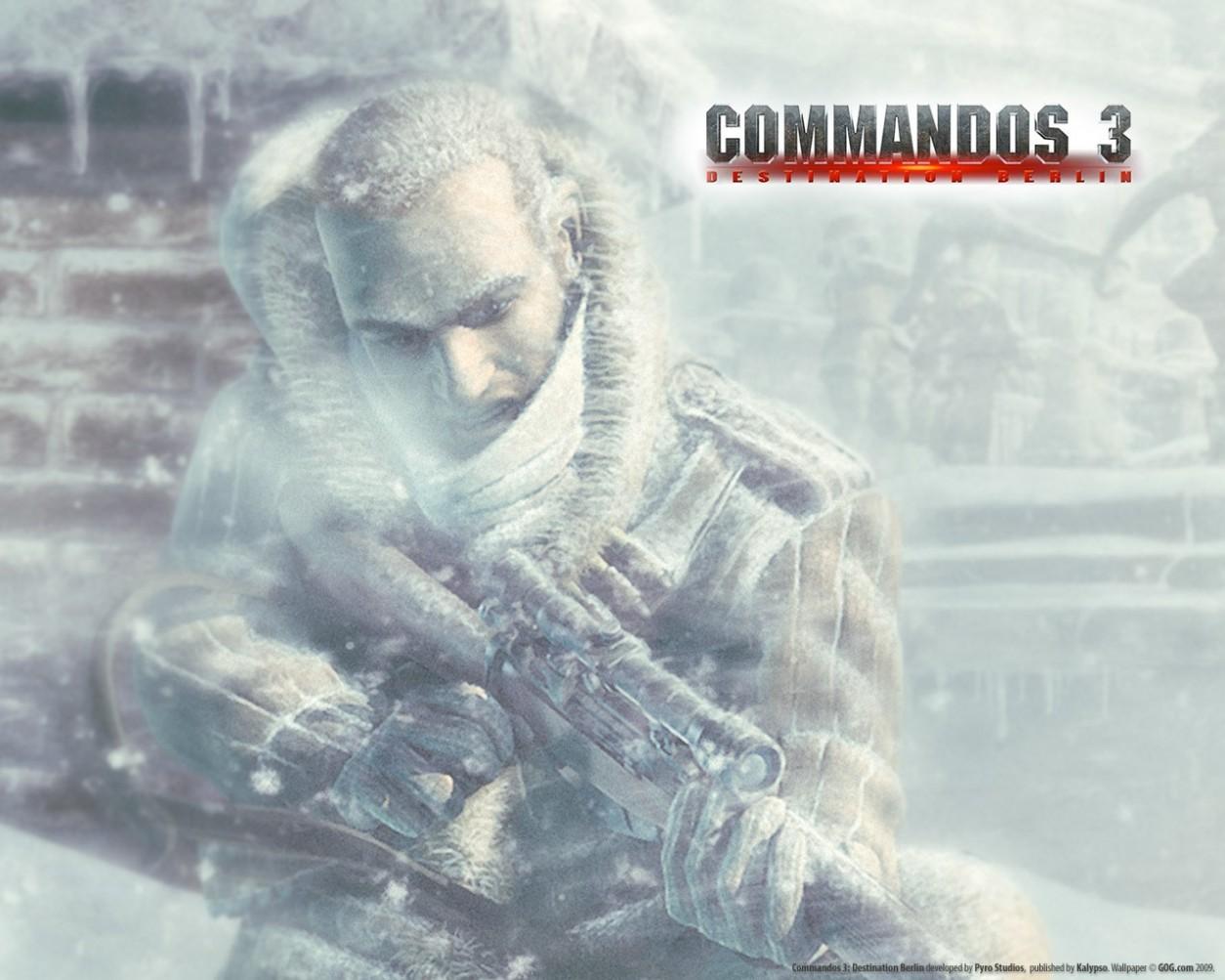 Free Commandos 3 Destination Berlin