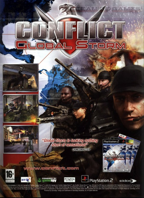 Conflict Global Storm Free Download