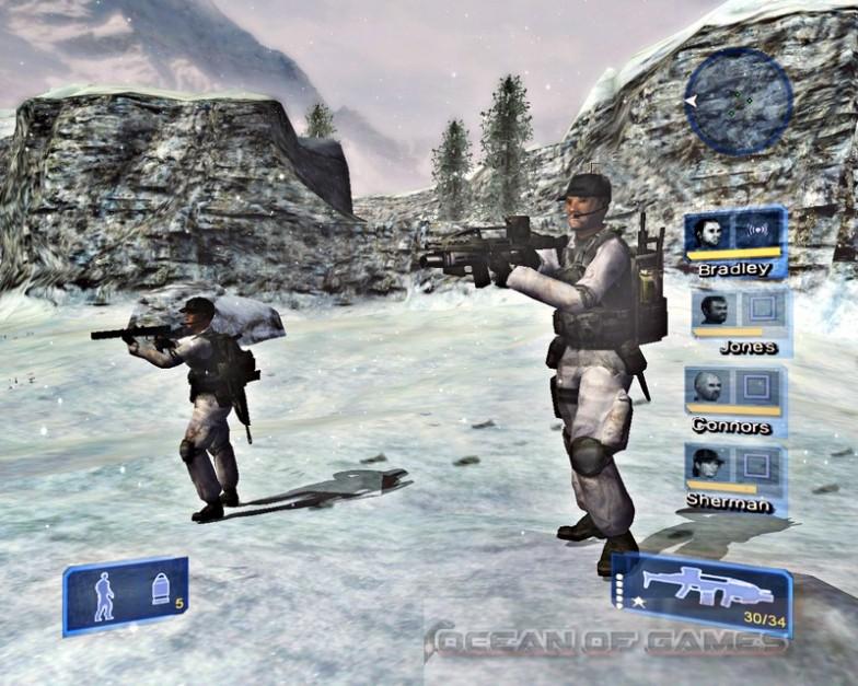 Conflict Global Storm Setup free Download