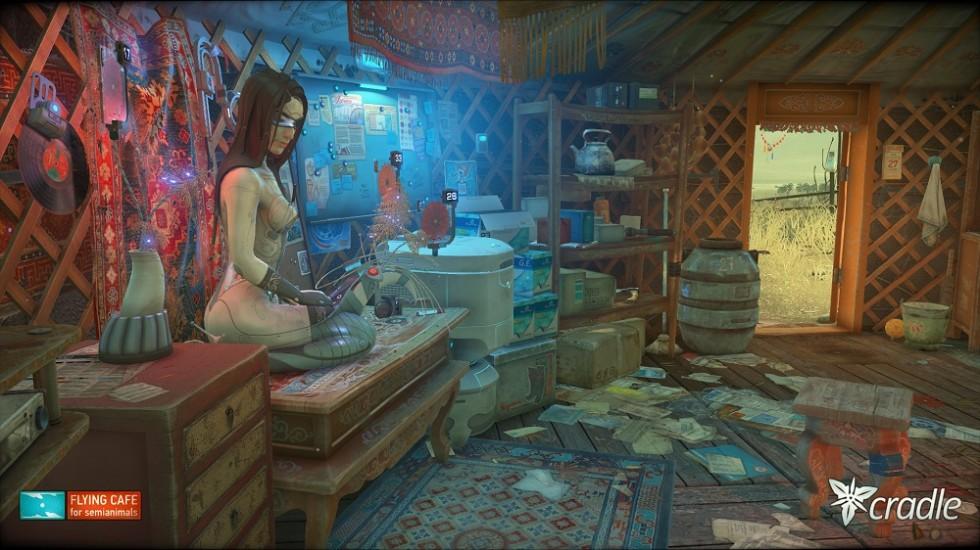 Cradle PC Game 2015 Features