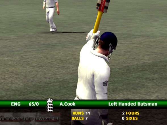 Cricket 07 Setup Free Download