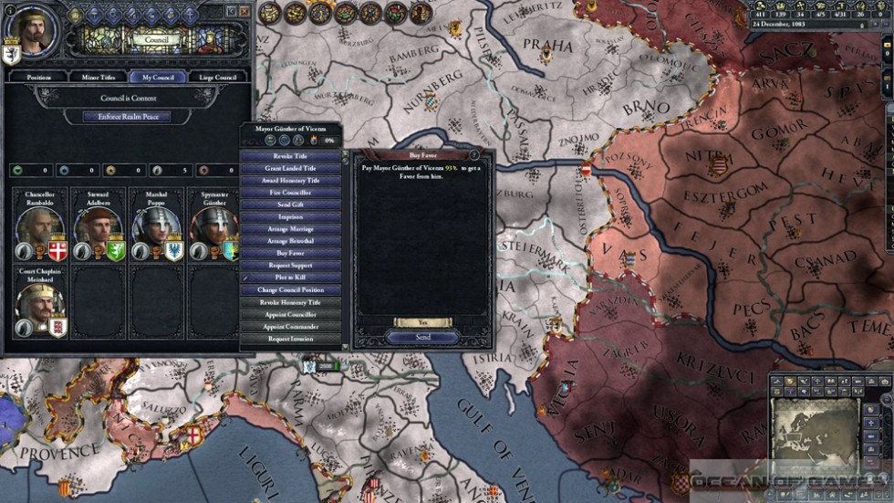 Crusader Kings II Conclave Setup Download For Free