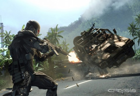 Crysis 1 PC Game Setup Free Download
