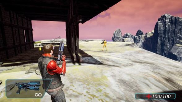 Cyborg Invasion Shooter 3 Savior Of The World Free Download