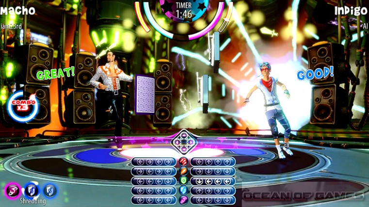 Dance Magic PC Game Features