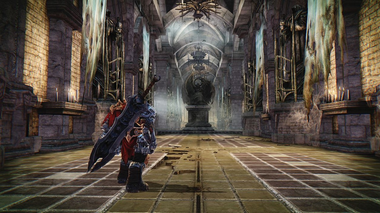 Darksiders Warmastered Edition Features