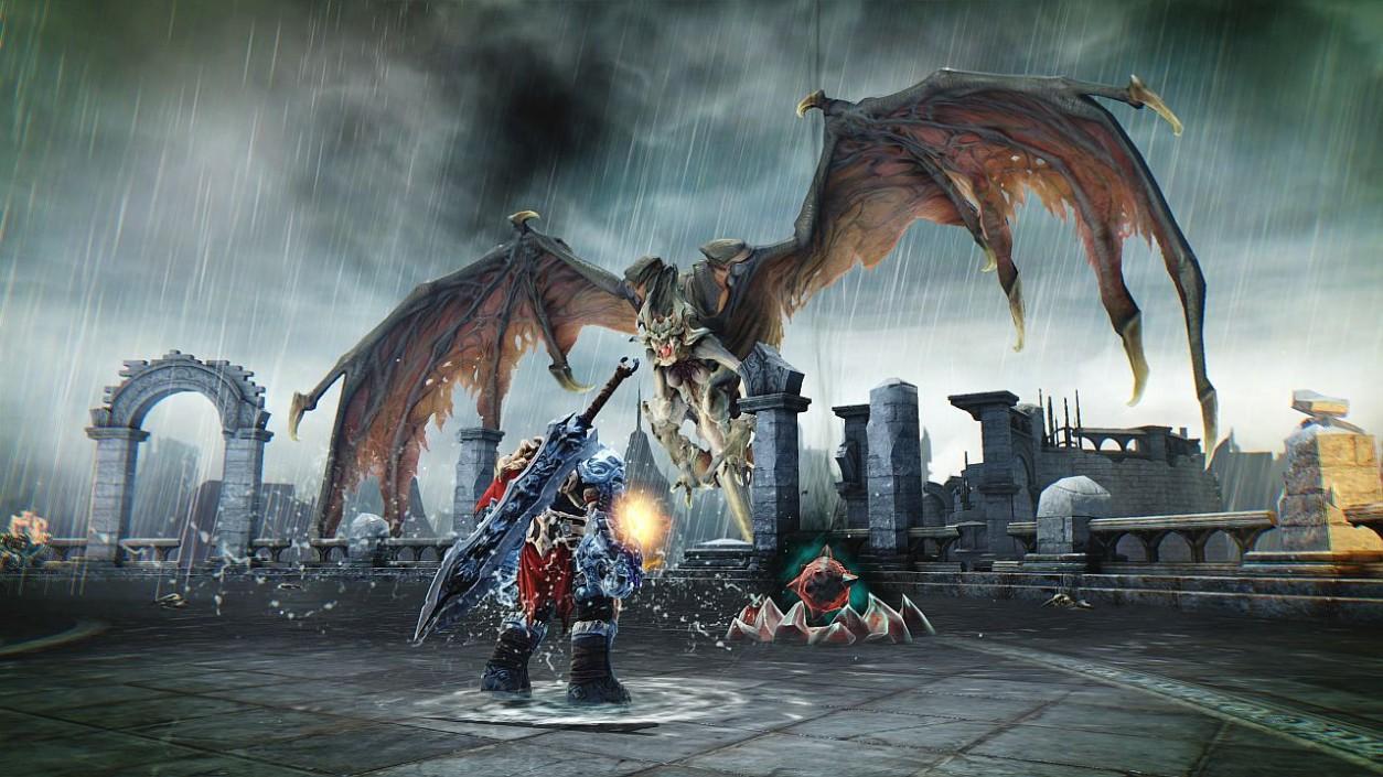 Darksiders Warmastered Edition Setup Free Download