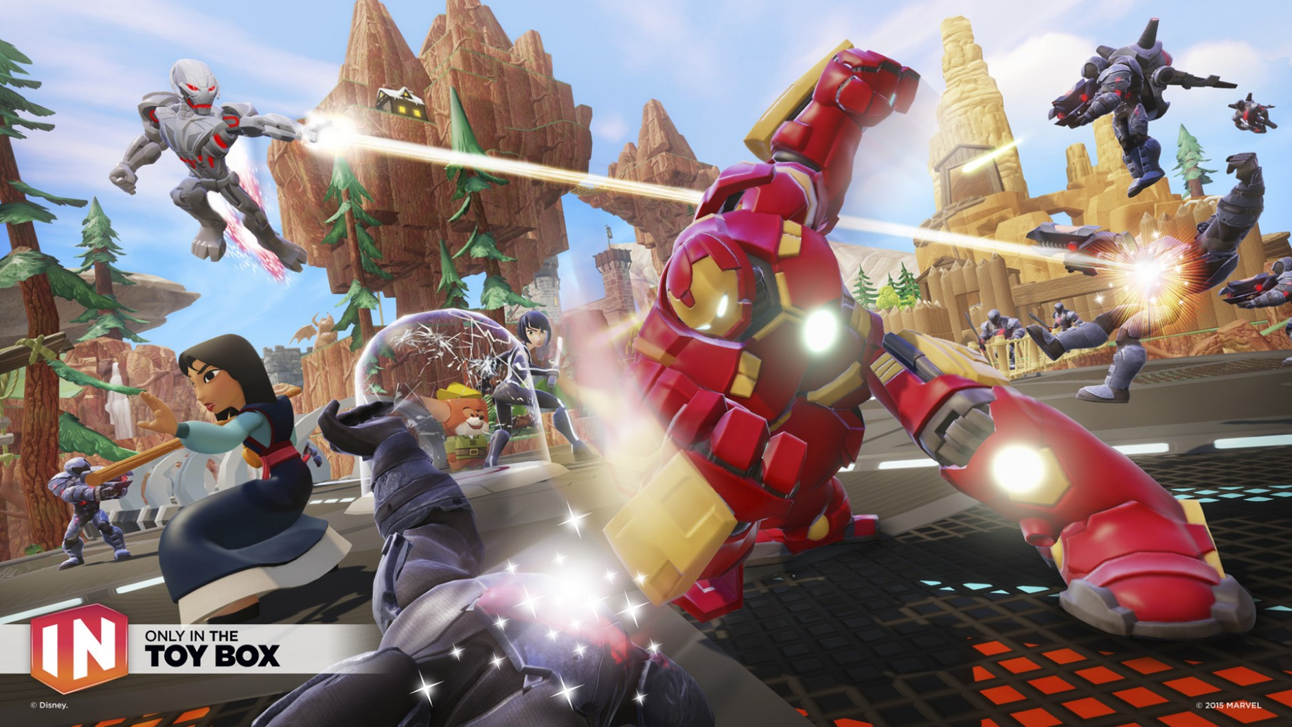 Disney Infinity 3.0 Gold Edition Download For Free