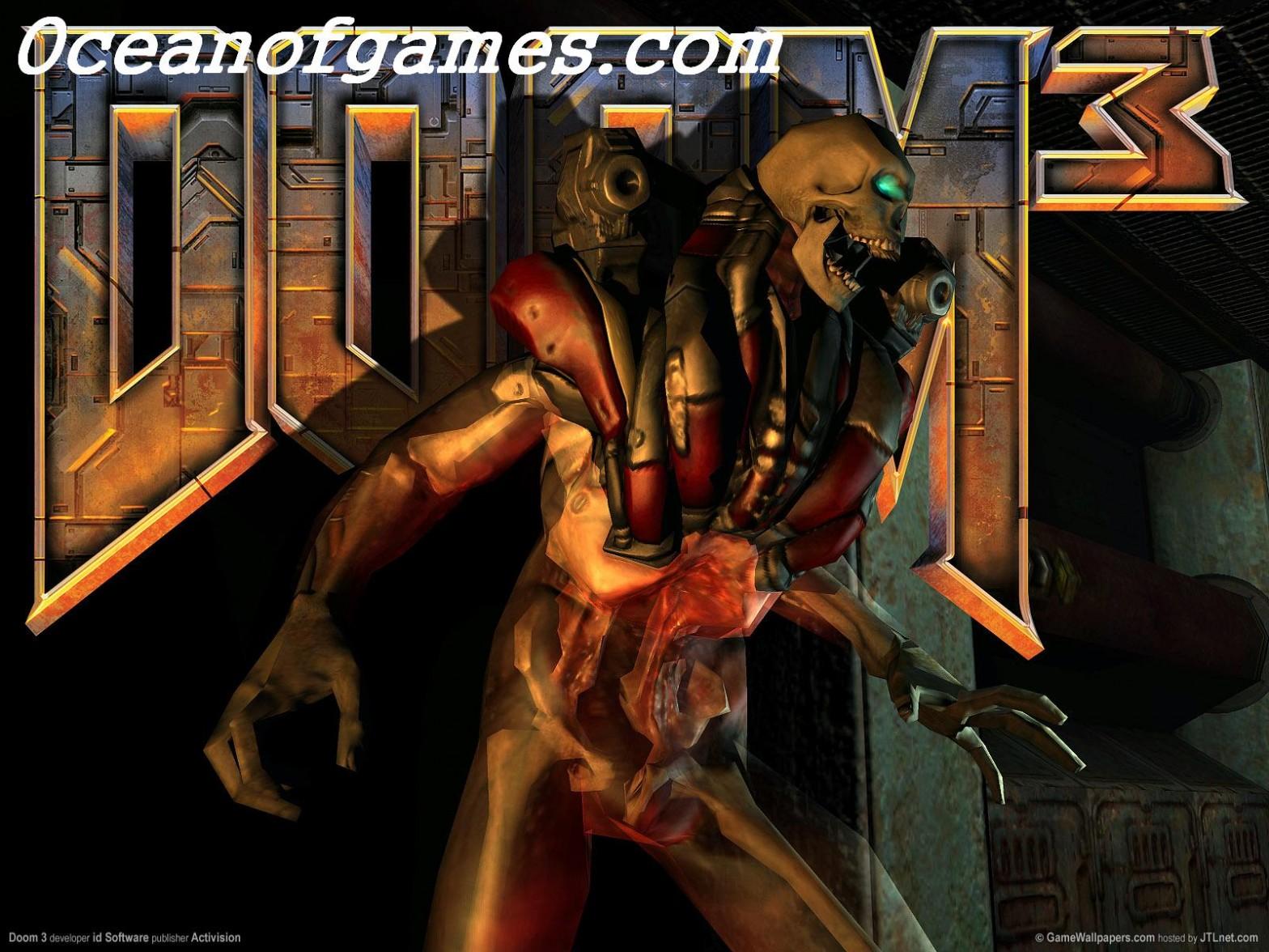 Doom 3 Free Download