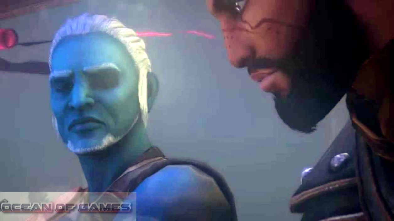 Dreamfall Chapters Book Three Features